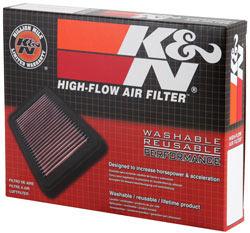 El filtro de aire 33-5045 viene pre-lubricado y listo para instalarse en la caja