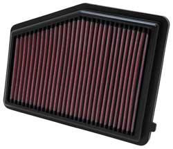 El filtro de aire de reemplazo para el Acura ILX 2.0L y Honda Civic 1.8L 2012 a 2015.