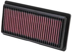 Filtro de Aire de Reemplazo para el Nissan Versa de 1.6L 2012-2016