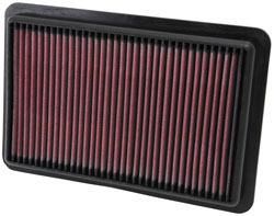 Mazda3, Mazda6, CX-5 y Mazda3 SkyActiv filtro de aire K&N 33-2480