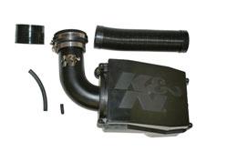 Más Potencia para los modelos de Volkswagen, Skoda, Seat y Audi con la Caja de Aire de Rendimiento 57S de K&N