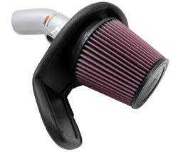 Sistema de Admisión de Aire K&N para el Chevy Cruze Turbo de 1.4L 2011 a 2016
