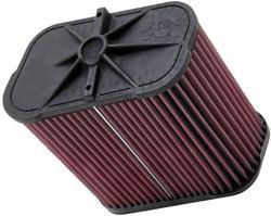 Filtro de Aire de Reemplazo para el M3 de BMW del 2008 hasta el 2013
