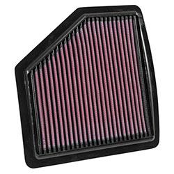 2016 Honda HR-V 1.8L filtro de aire, K&N 33-5037