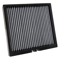 K&N VF2047 cabin air filter for Volkswagen, Audi, Skoda or Seat