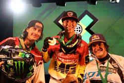 Lance Coury 2013 Medalla de Oro en los X-Games de Verano