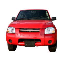 Nissan Frontier con Filtro de Aire K&N