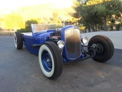 Wellbilt Kustoms construyó el Ford Pickup descapotable de 1932 en Buena Park, CA