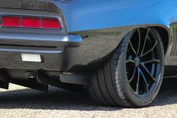 La aerodinámica de debajo de los autos se ha popularizado entre los constructores Pro Street