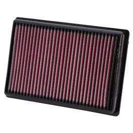 BM-1010 Reemplazo del filtro de aire