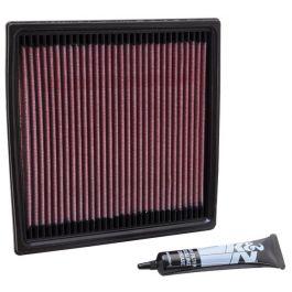DU-0900 Reemplazo del filtro de aire