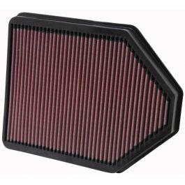DU-1004 K&N Reemplazo del filtro de aire