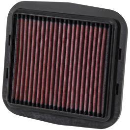 DU-1112 Reemplazo del filtro de aire