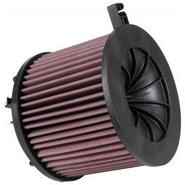 E-0646 Reemplazo del filtro de aire