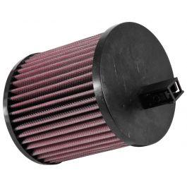 E-0650 Reemplazo del filtro de aire