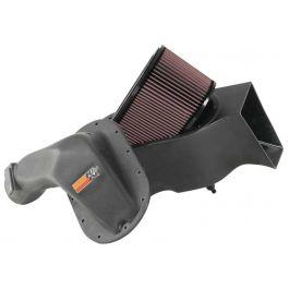 E-0780 K&N Caja de aire de repuesto