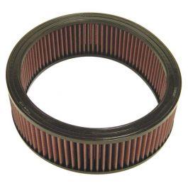 E-1250 Reemplazo del filtro de aire