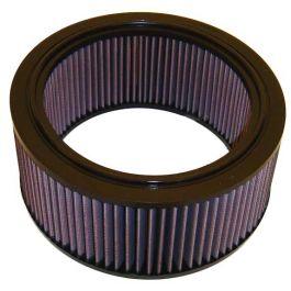 E-1460 Reemplazo del filtro de aire