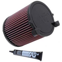E-2014 K&N Reemplazo del filtro de aire