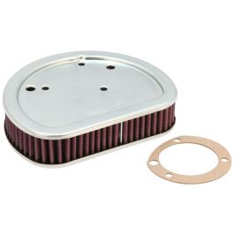 HD-1611 K&N Reemplazo del filtro de aire