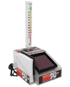 87-1124-3 K&N Demostrador de flujo de aire; 110 V