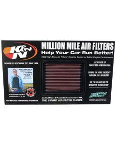 87-5000-06 K&N POP; exhibidor de filtro de aire