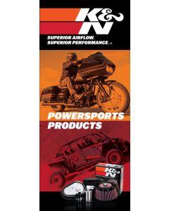 89-11548 K&N Mini-folleto