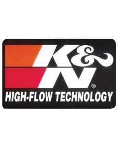 89-11820-1 K&N Letrero K&N de tecnología de flujo alto