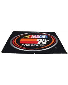 89-11843 K&N Pendón de nailon K&N de serie NASCAR pro