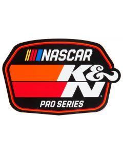 89-16122-1 K&N Calcomanía K&N de serie NASCAR pro