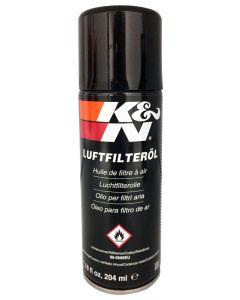 99-0506EU K&N Filtro de aire de aceite - 7.18 fl oz - Aerosol - Non-US