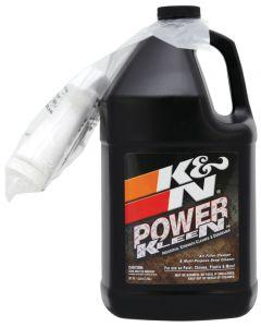 99-0635 K&N Power Kleen; Filtro Limpiador - 1 gal