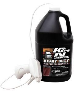 99-0638 K&N Limpiador de Filtro de Aire, DryFlow 1 galon