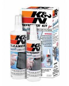 99-6000 K&N Kit de Limpieza para Filtro de Cabina
