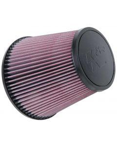 RU-1029 K&N Universal Clamp-On Air Filter