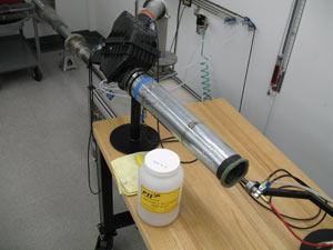 K&N Air Filter Restriction Testing