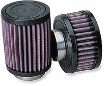 "1-11/16"" Flange Mount - Go Kart Air Filter & Wraps"